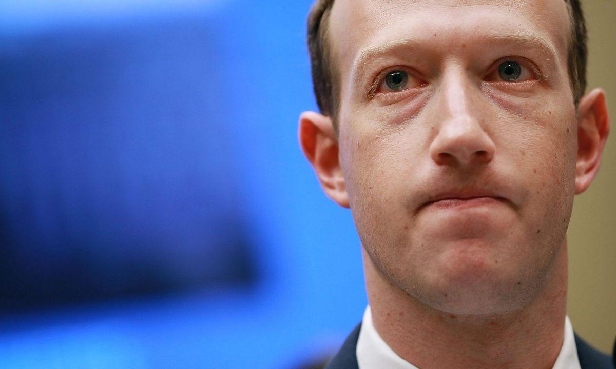 Mark Zuckerberg Donald Trump Censura