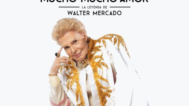 Mucho Mucho Amor Leyenda Walter Mercado Poster