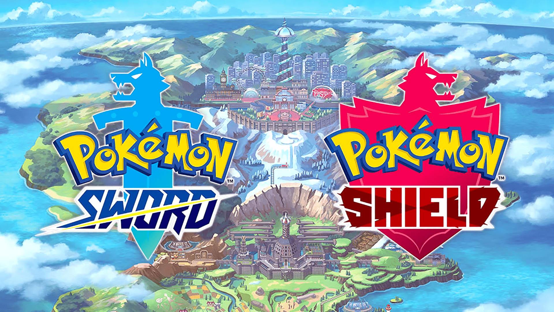 Pokémon Sword Shield Isle of Armor DLC