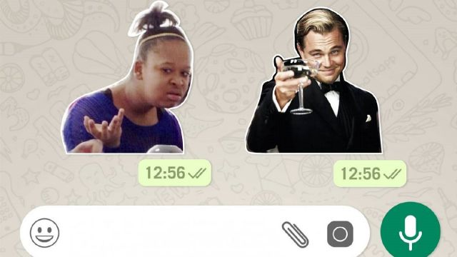 Stickers Animados WhatsApp