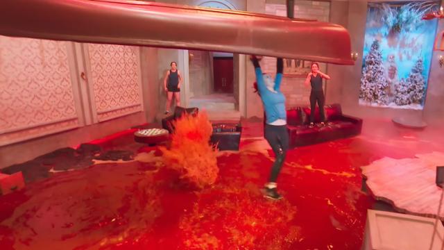 The Floor is Lava Nueva Show Netflix