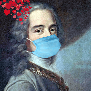Voltaire in love