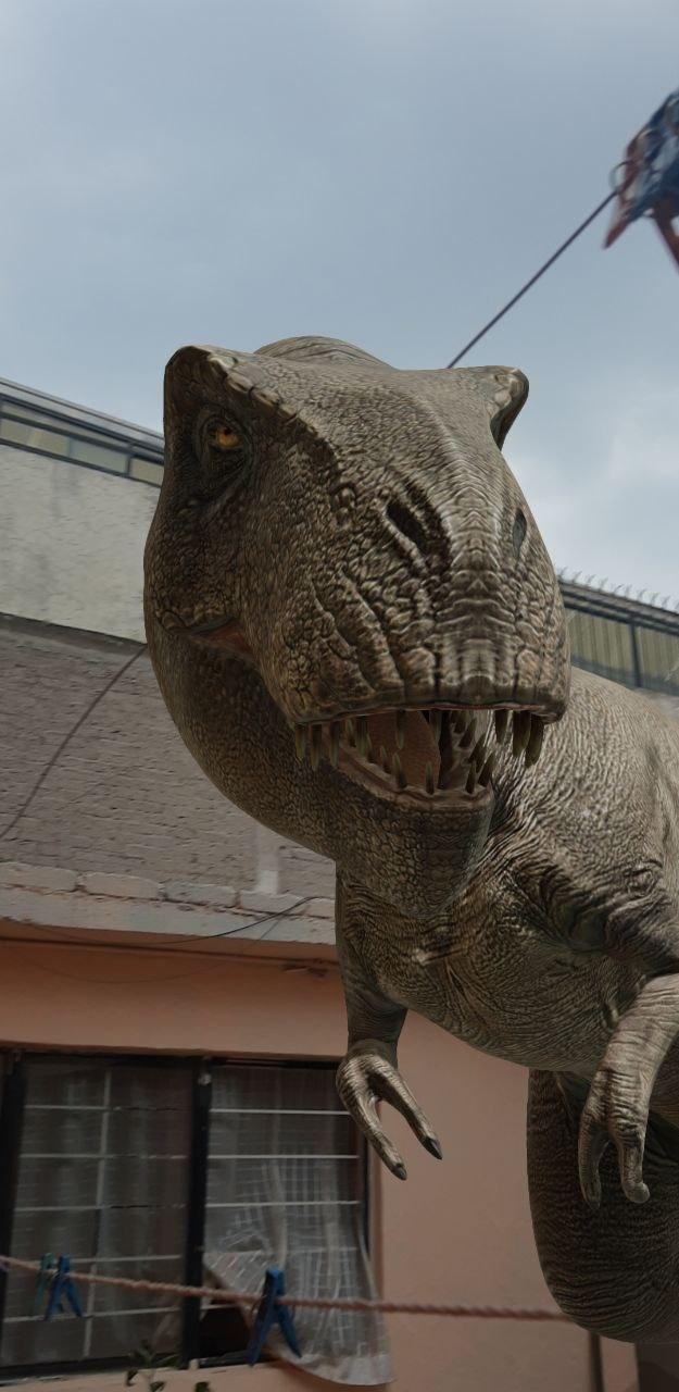 Google RA Dinosaurios