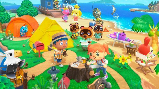 Animal Crossing New Horizons The Last of Us Part II