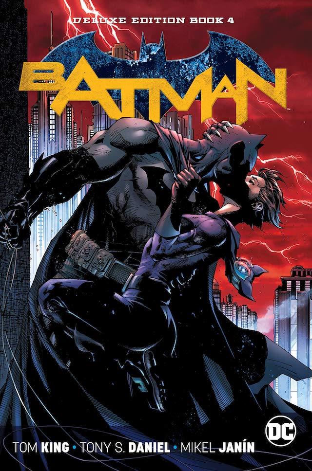 Batman, Catwoman, Boda, Tom King, Imagen