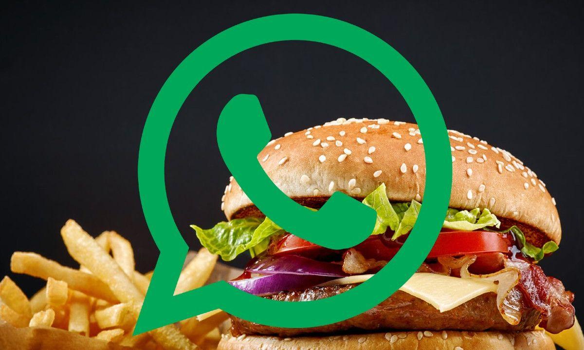 Burger King Pedidos WhatsApp CDMX