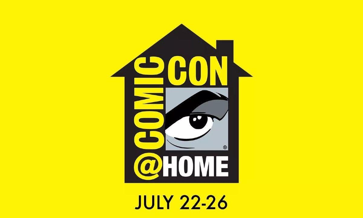 Comic Con 2020 Comic Con At Home Comic Con México