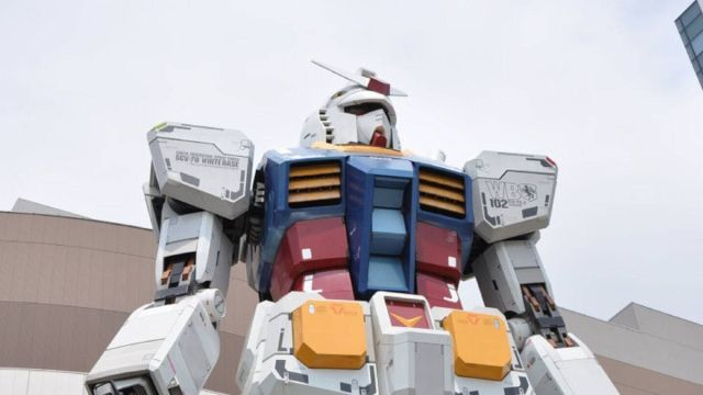 Gundam Gundam Gigante Japón