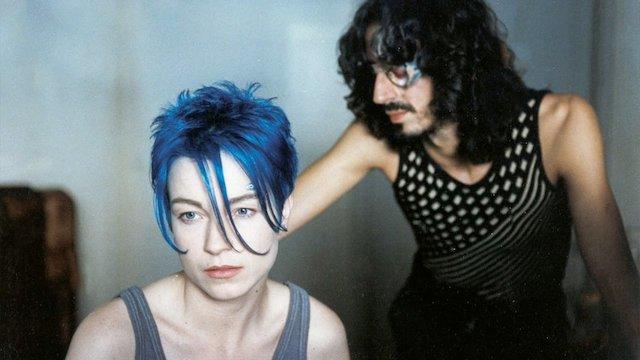 Fotograma de Nirvana, pelicula de 1997 sobre inteligencia artificial