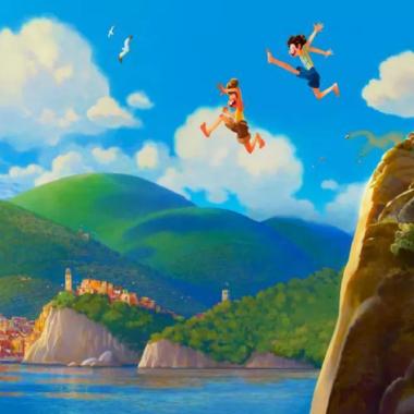 Luca Nueva Película Pixar