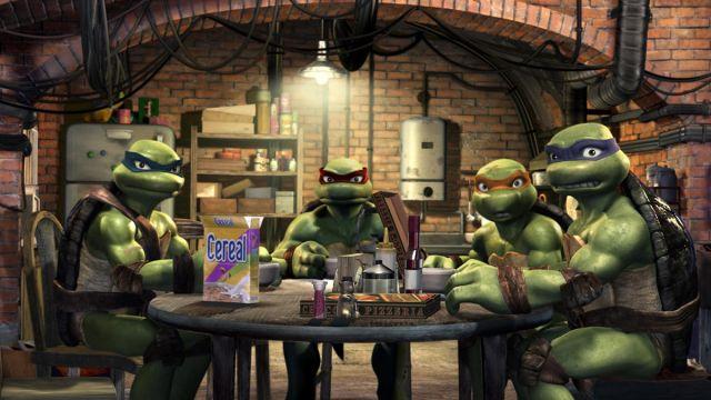 Nueva Película Animada Teenage Mutant Ninja Turtles