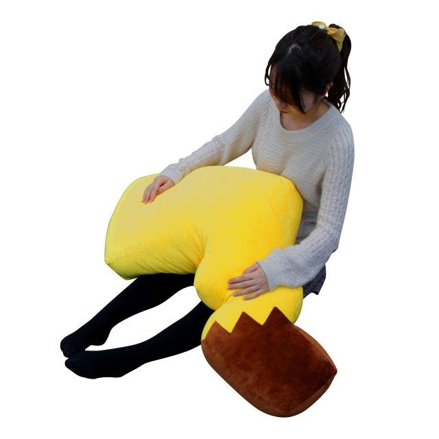Pikachu Almohada Gigante Pokemon