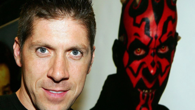 Ray Park Star Wars