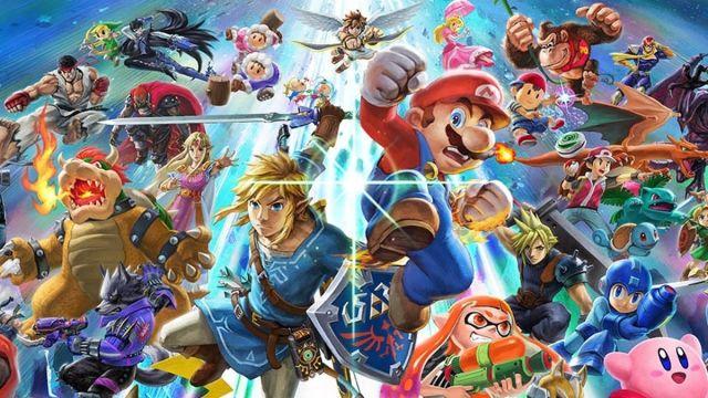 Super Smash Bros Acoso Sexual