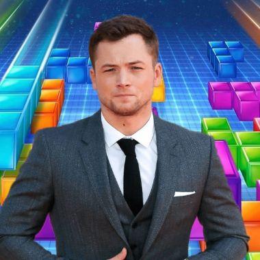 Taron Egerton Película Tetris