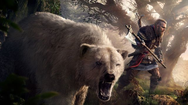 Ubisoft PS5 Xbox Series X Assassins Creed Valhalla