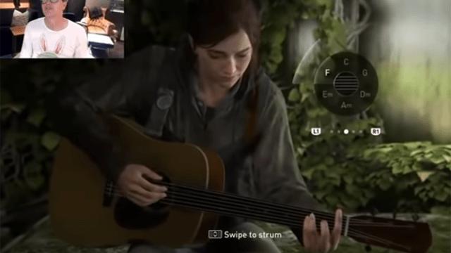 Vocalista de Blink 182 toca Dammit en The Last of Us 2