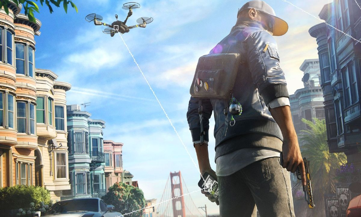 Watch Dogs 2 PC Gratis Ubisoft