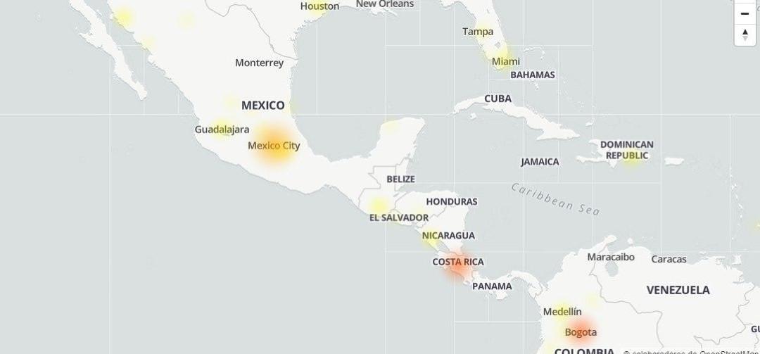 WhatsApp Fallas México