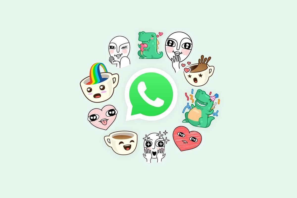 WhatsApp Stickers Stickers Animados