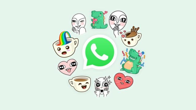 WhatsApp Stickers Stickers Animados