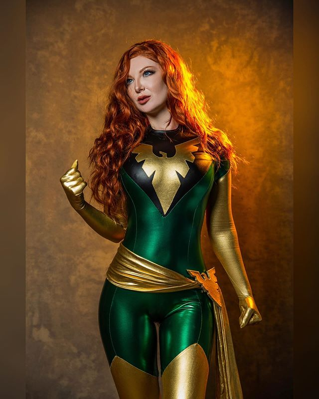X Men Jean Grey Cosplay