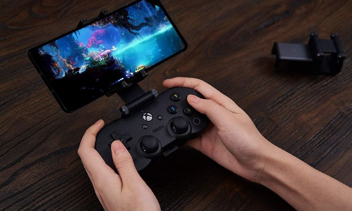 Xbox Control Project xCloud