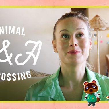 Brie Larson, Animal Crossing, Vecino Favorito Animal Crossing