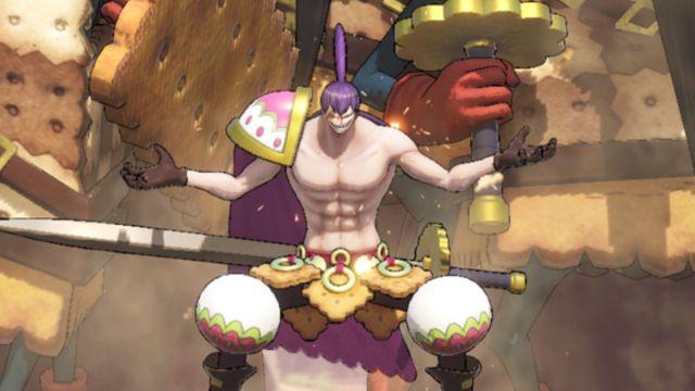 Charlotte Cracker llega en DLC de One Piece Pirate Warriors