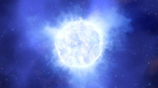 Científicos estudian la rara desaparición de estrella masiva
