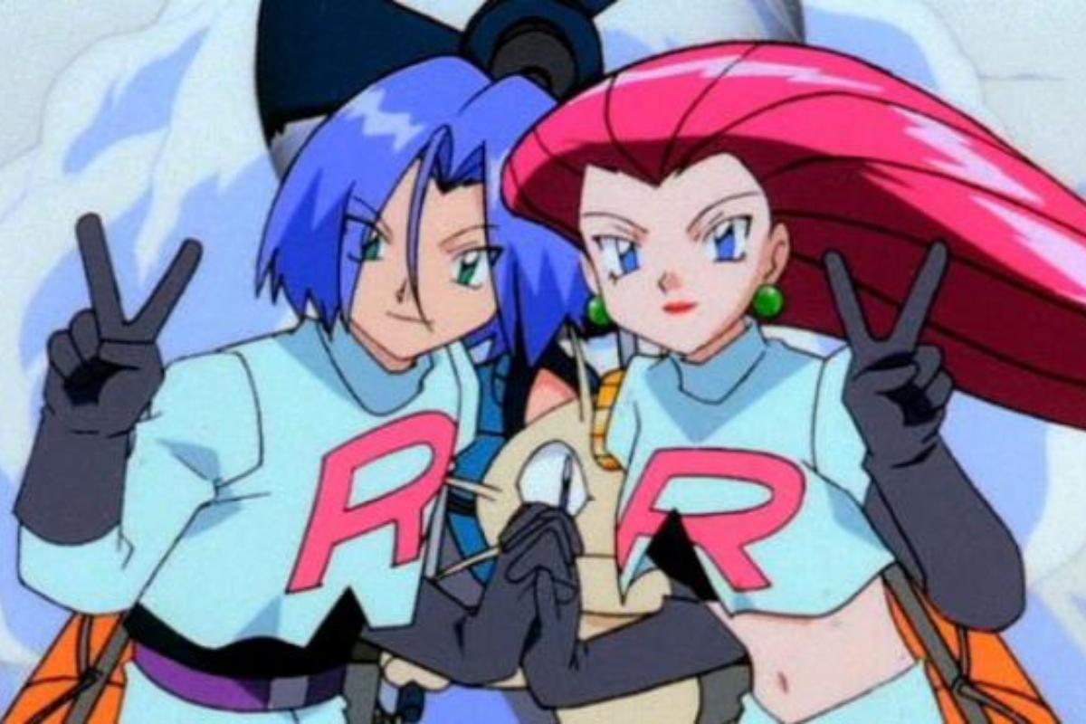 Jessie y James de Equipo Rocket llegan al evento Pokémon GO