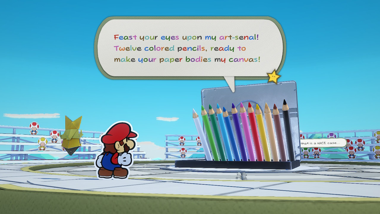 Paper Mario The Origami King, Paper Mario Enemigos, Paper Mario