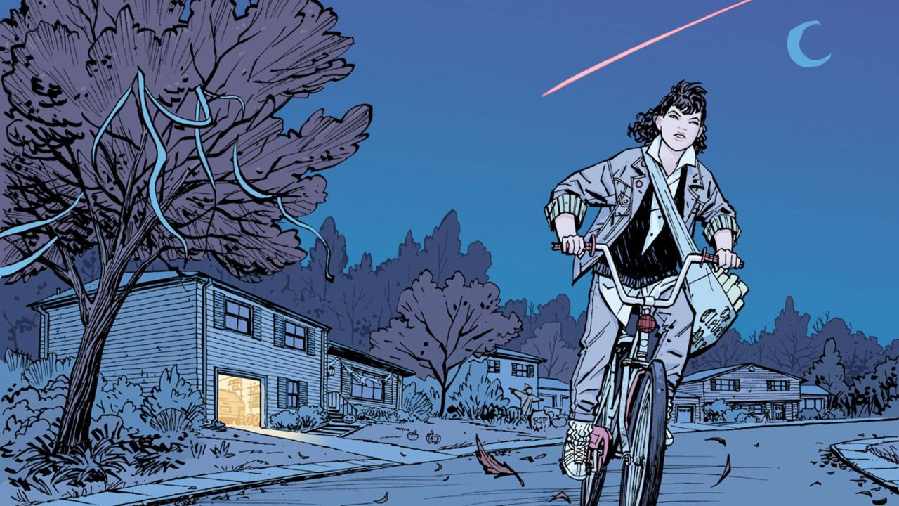 Paper Girls, Paper Girls Serie, Paper Girls Amazon