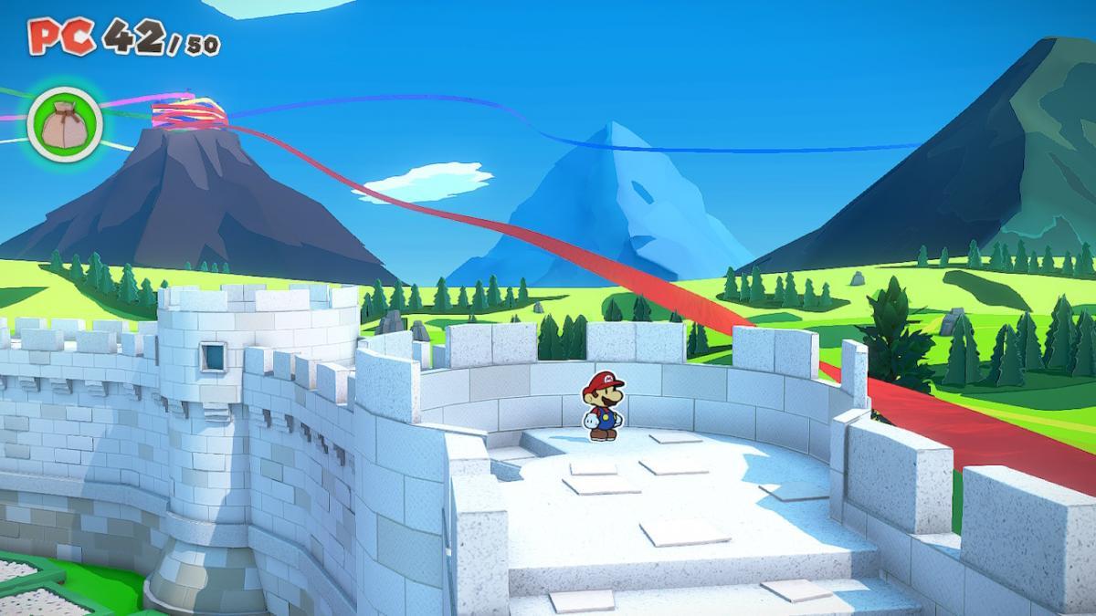 Paper Mario, The Origami King, Nintendo
