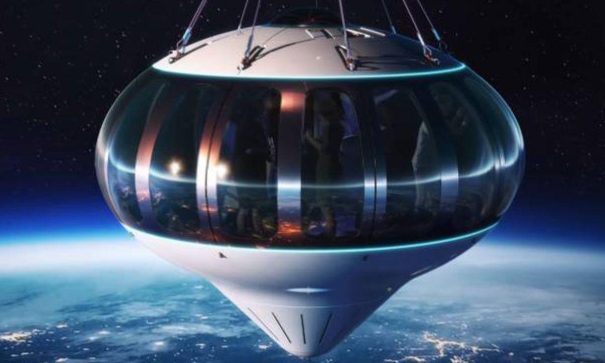 Space Perspective: viajes turísticos a espacio serán en 2021