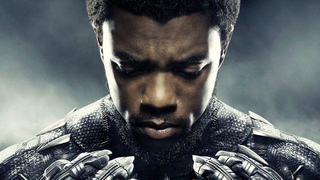 Chadwick Boseman Marvel DC