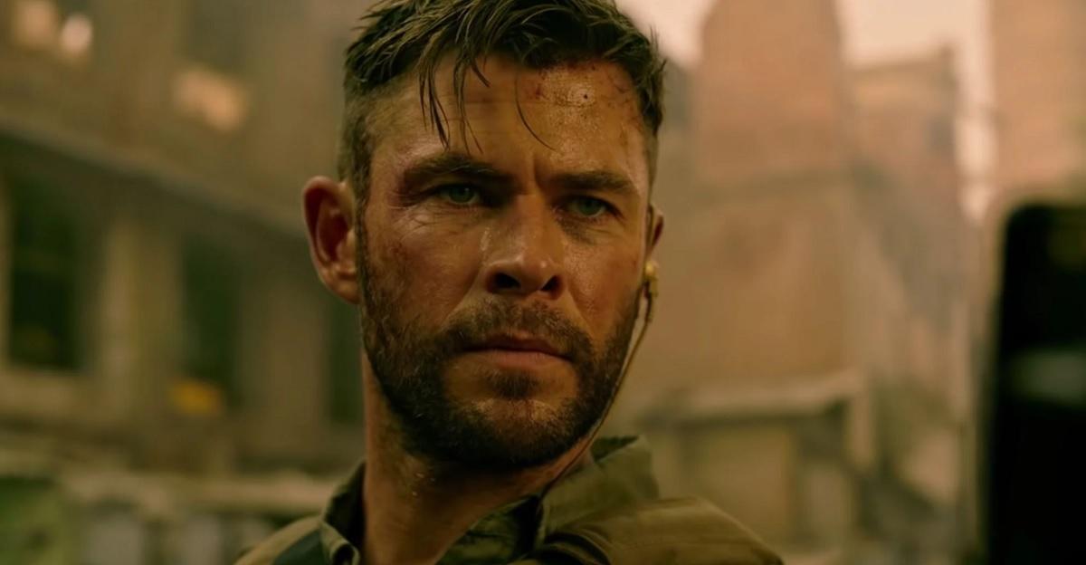 Chris Hemsworth Precuela Mad Max Fury Road