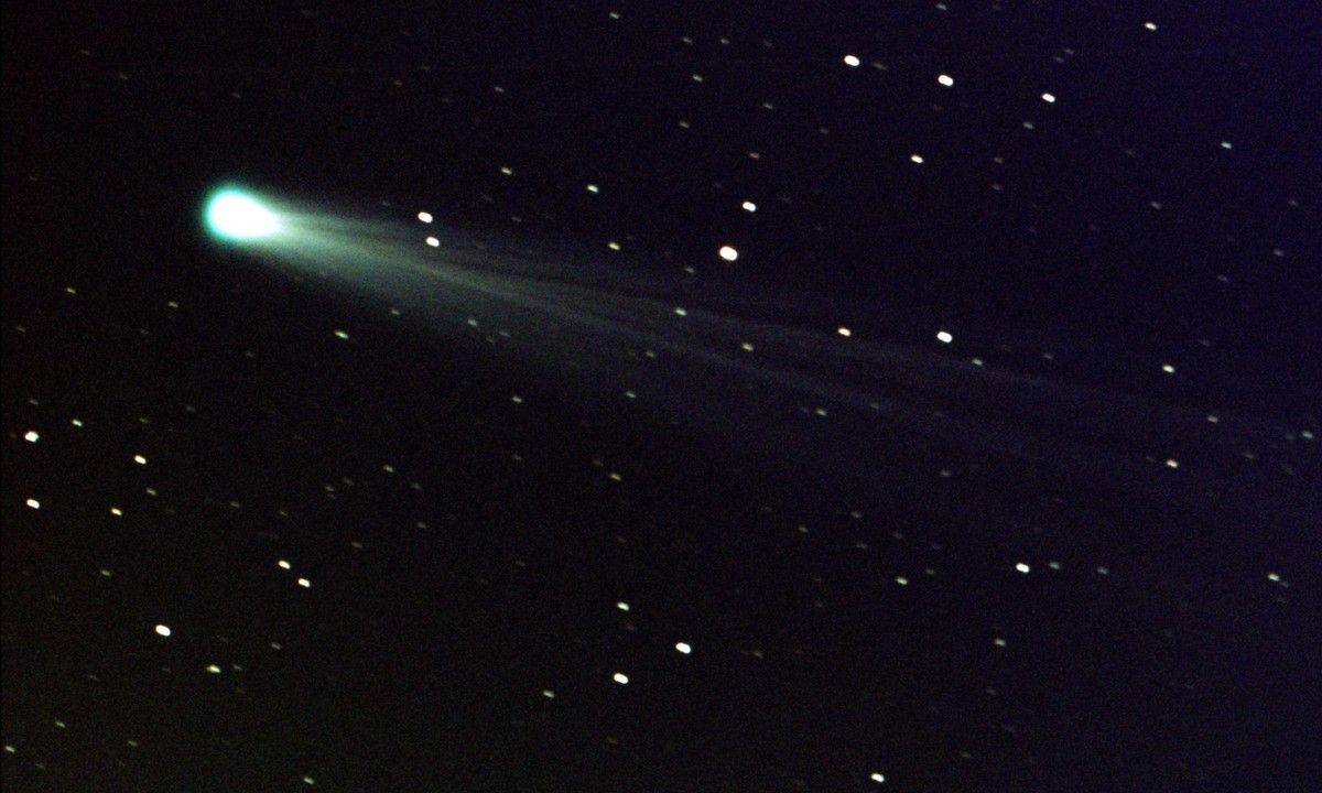 Cometa Sol Nasa