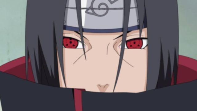 Cosplay Itachi Naruto