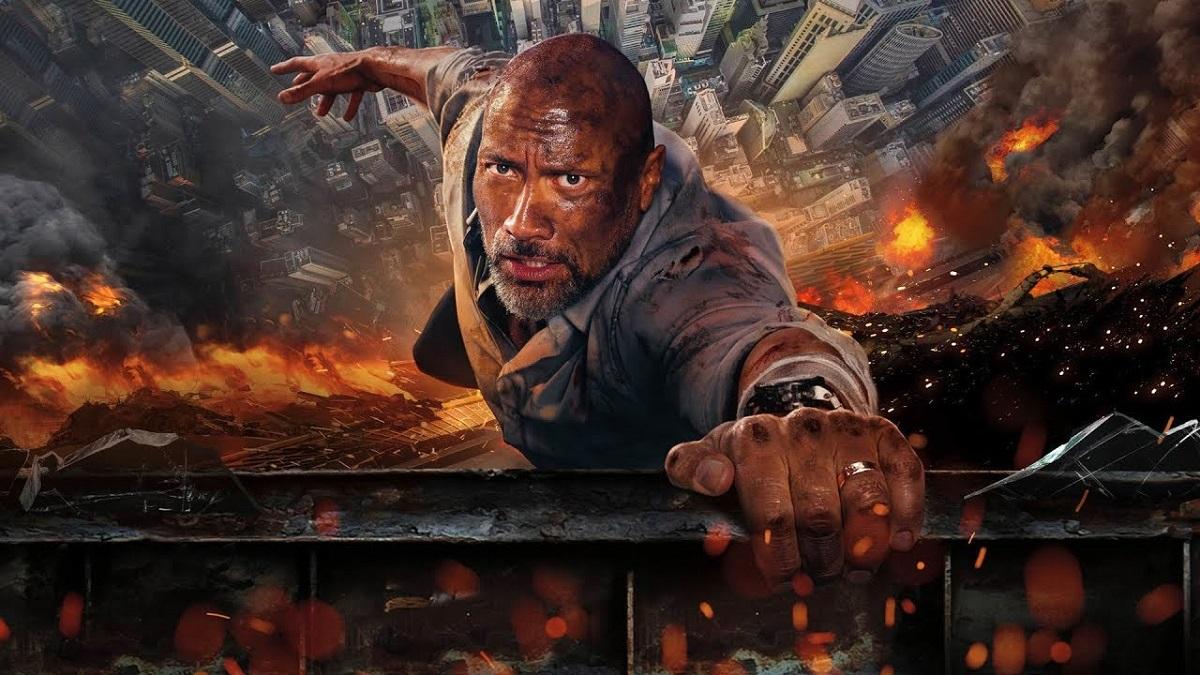 Dwayne Johnson Actor Mejor Pagada Hollywood