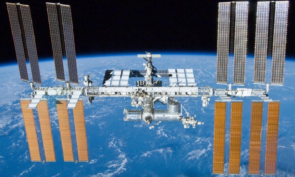 Estación Espacial Internacional NASA