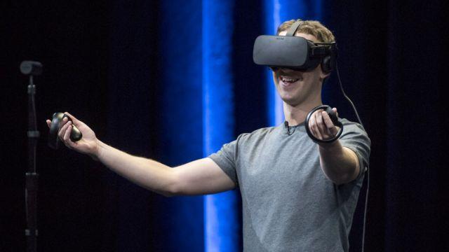 Facebook Realidad Virtual