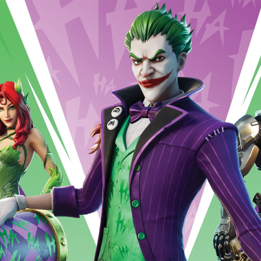 Fortnite Joker Poison Ivy Skins