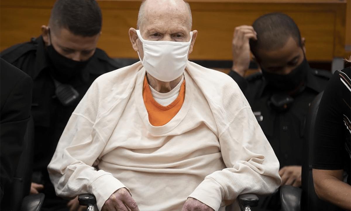 Golden State Killer sentenciado