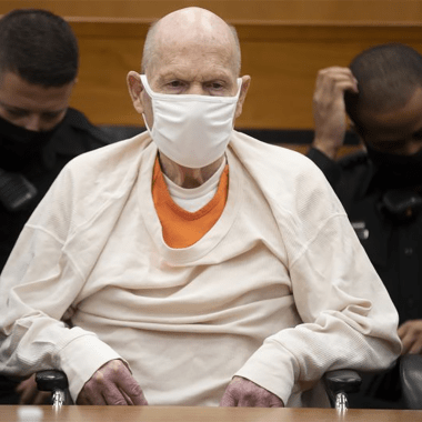Golden State Killer sentenciado