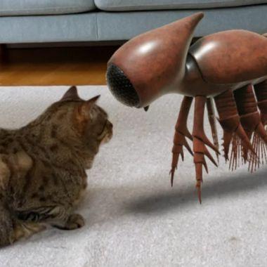 Google Realidad Aumentada Animales Prehistóricos