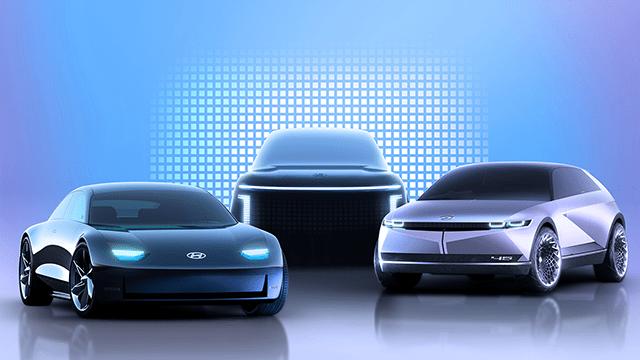 Hyundai vehículos eléctricos ONIQ