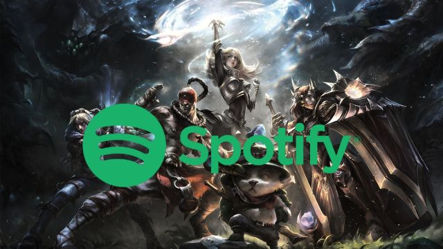 League of Legends Podcast Spotify