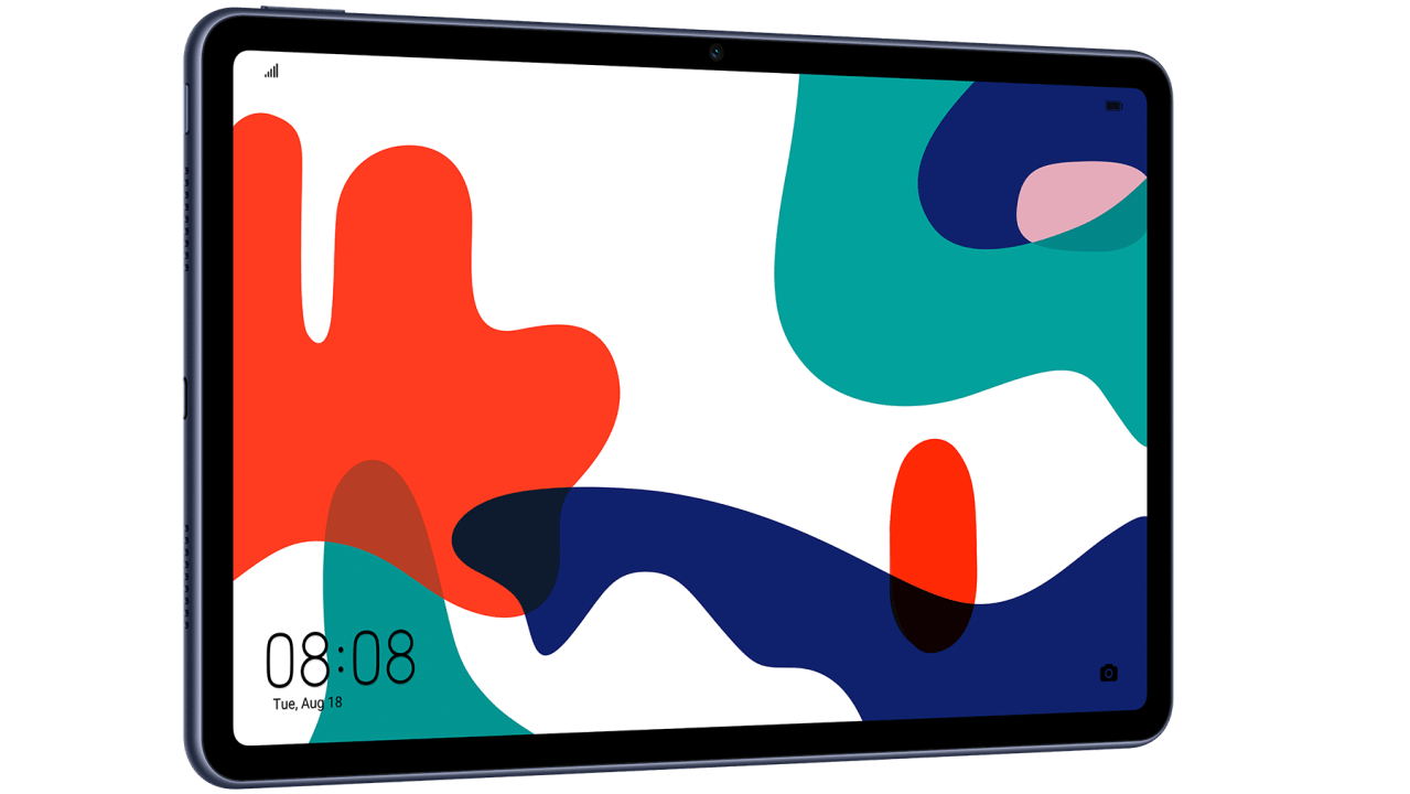 Huawei Matepad 10.4 reseña