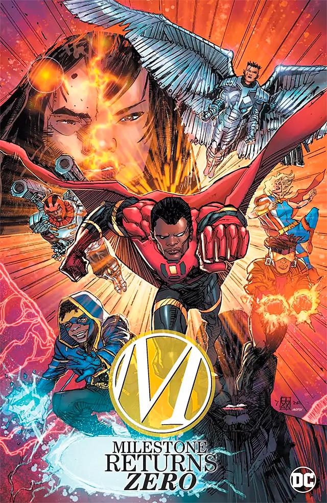 Milestone-Comics-2021